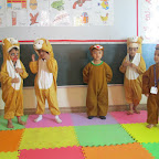 Rhyme Enactment 5 Little Monkeys (Nursery) 21.09.2016