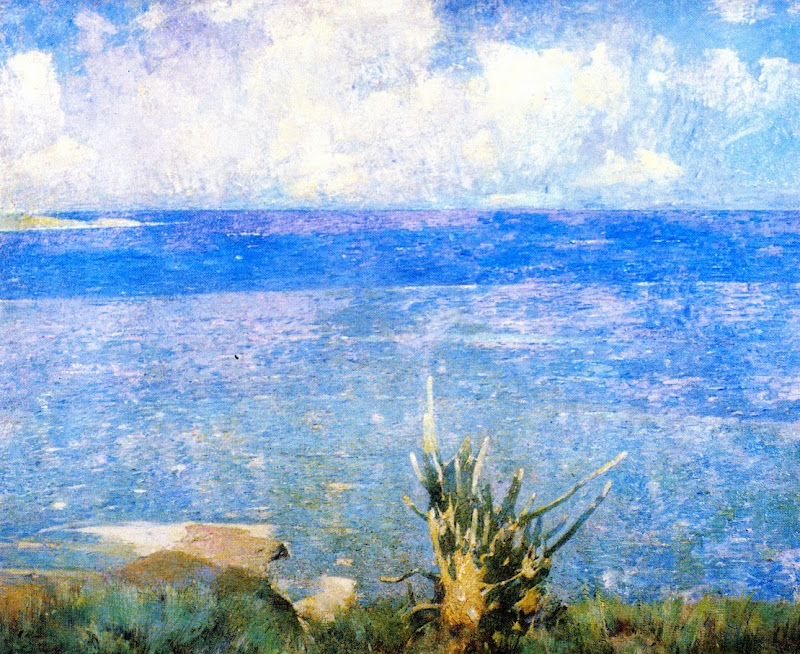 Emil Carlsen - The Caribbean