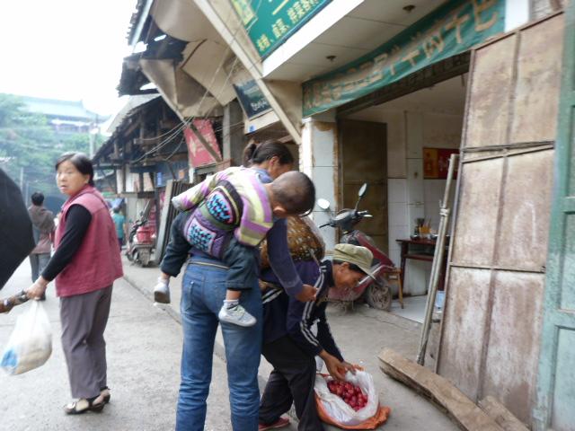 CHINE SICHUAN.XI CHANG ET MINORITE YI, à 1 heure de route de la ville - 1sichuan%2B682.JPG