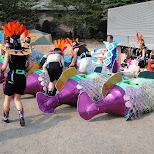 asakusa samba in Asakusa, Tokyo, Japan