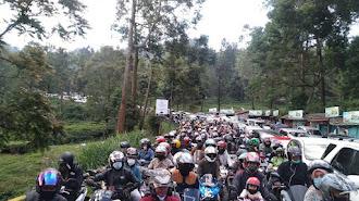 Atasi Kemacetan Puncak, Kemenhub Bikin Aturan Baru