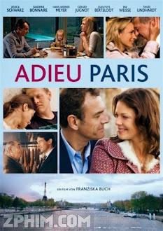Tạm Biệt Paris - Adieu Paris (2013) Poster