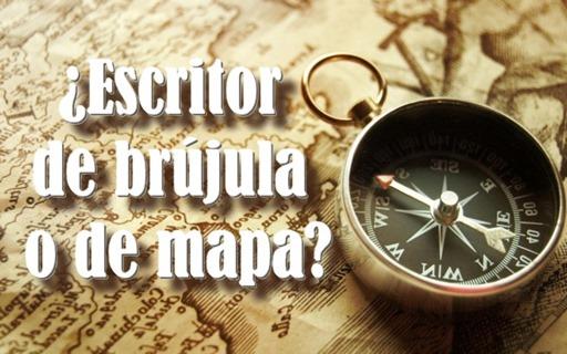 escritor de brujula o de mapa como escribir una novela de fantasia