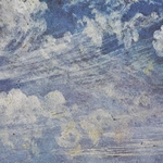 Spring clouds study - John Constable