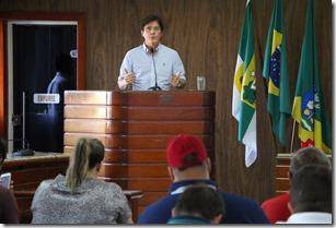 Robinson Faria anuncia ações em Caicó 4 - Rayane Mainara