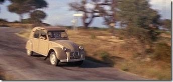Citroën 2 CV Le Gendarme de St-Tropez