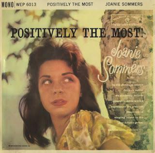 Joanie Sommers - Little Girl Bad
