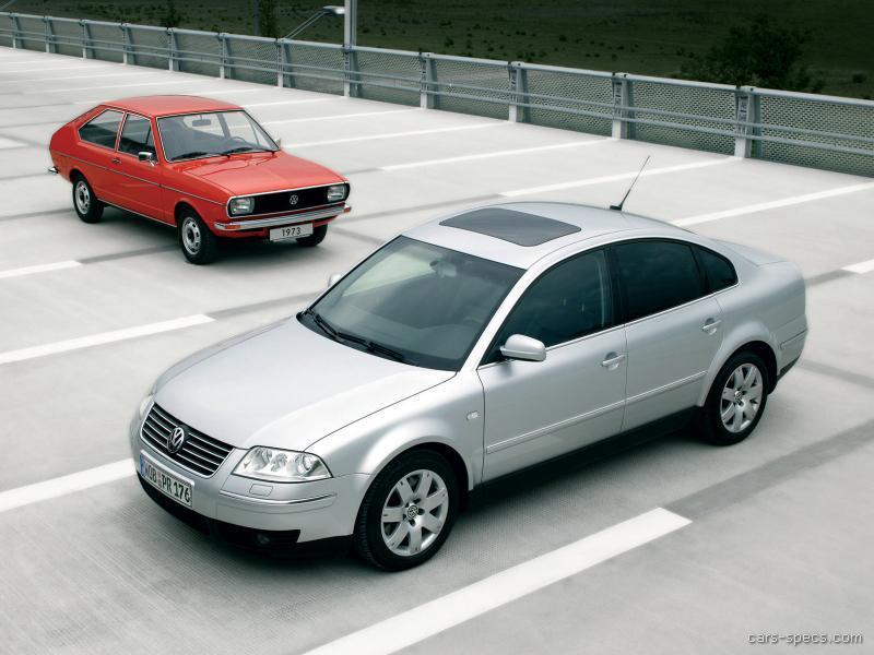 2002 Volkswagen Passat Sedan Specifications Pictures Prices
