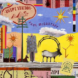 CD Paul McCartney – Egypt Station (Target Exclusive) Torrent download