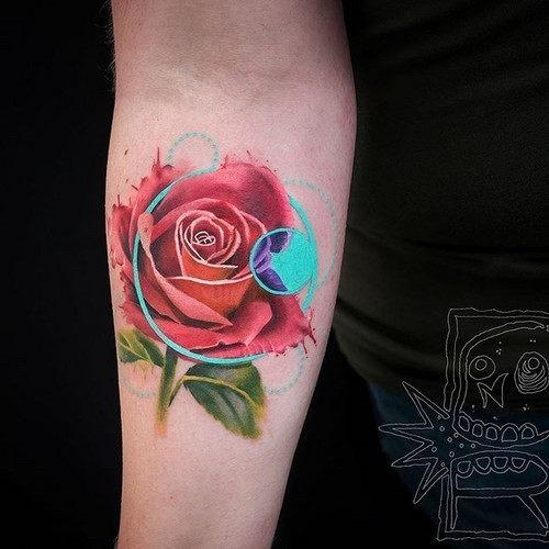 este_artstica_rose_tattoo