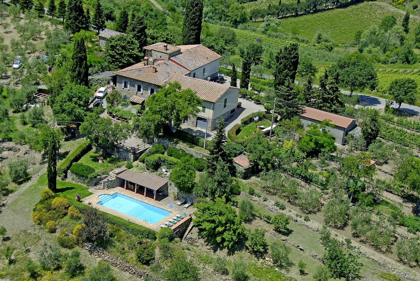 Casa Belmonte_Castellina dans Chianti_1