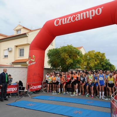 VIII Media Maratón de Miguelturra - Carrera