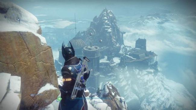 Destiny: Rise of Iron Tipp ? Klettern Sie auf den Berg