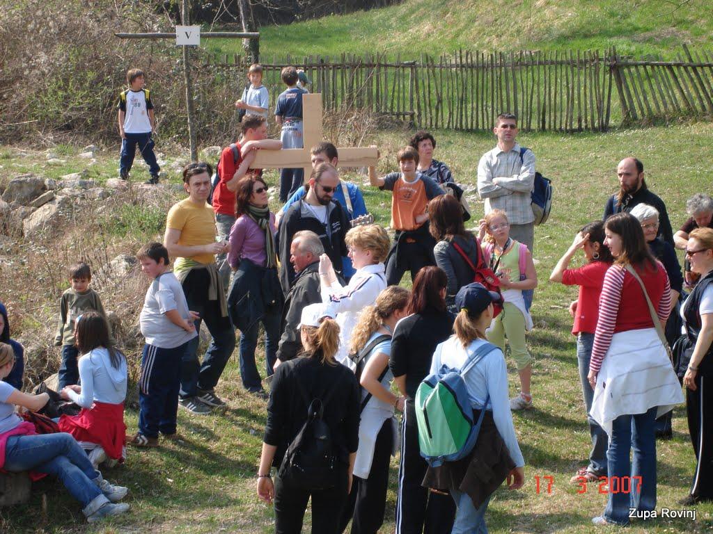 Križni put, Stazom sv. Šimuna, Gračišće - DSC02130.JPG