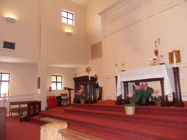 July 08, 2012 Special Anniversary Mass 7.08.2012 - 10 years of PCAAA at St. Marguerite dYouville. - SDC14209.JPG