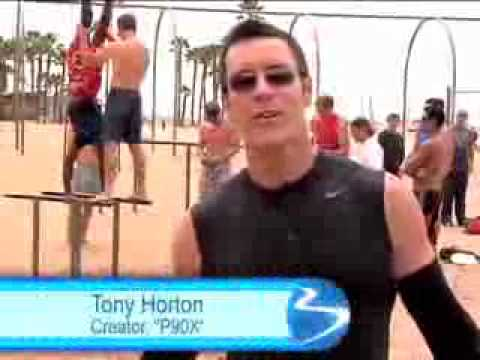 P90x Get Fit Like Tony, Tony Horton