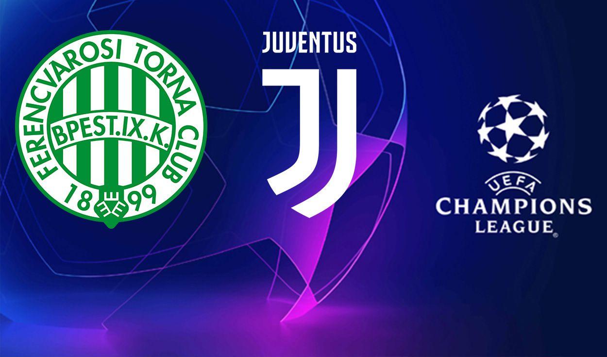 Juventus vs Ferencvaros Live Stream