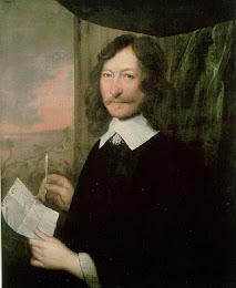 William Lilly Portrait