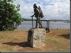 180502 039 Cooktown Capt Cooks Landing Place