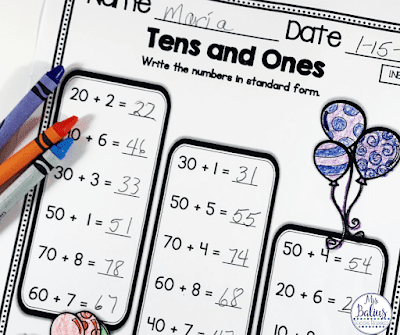 Mega Math Practice is full of engaging and fun activities that teach all of the math standards.