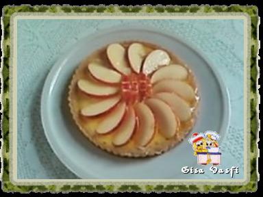 Tortas de maçãs