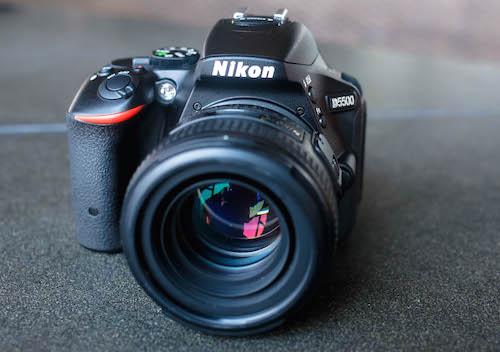 Nikon D5500 Anh Huy Duc