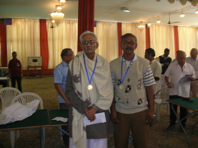 2008 Winter Nationals - IMP Pairs for Kamalakar Trophy Winners Bimal Singh Roy & Sumal Singha Roy