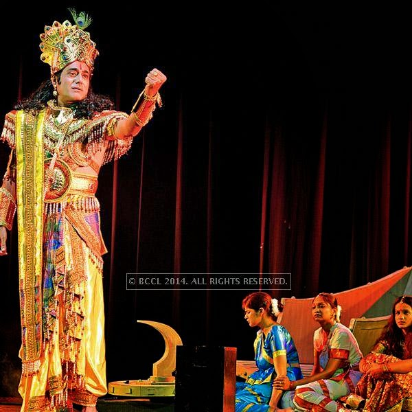 Lucknowites were treated to three days of classic entertainment when the Lucknow Theatre Festival was organised in the city from July 17.