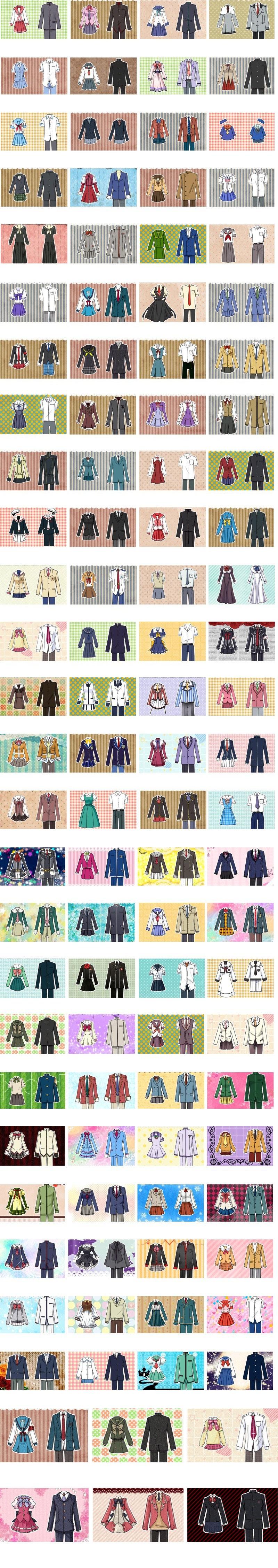 파일:attachment/Anime_School_Uniform.jpg