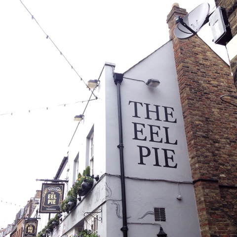 Eel Pie Pub, Twickenham