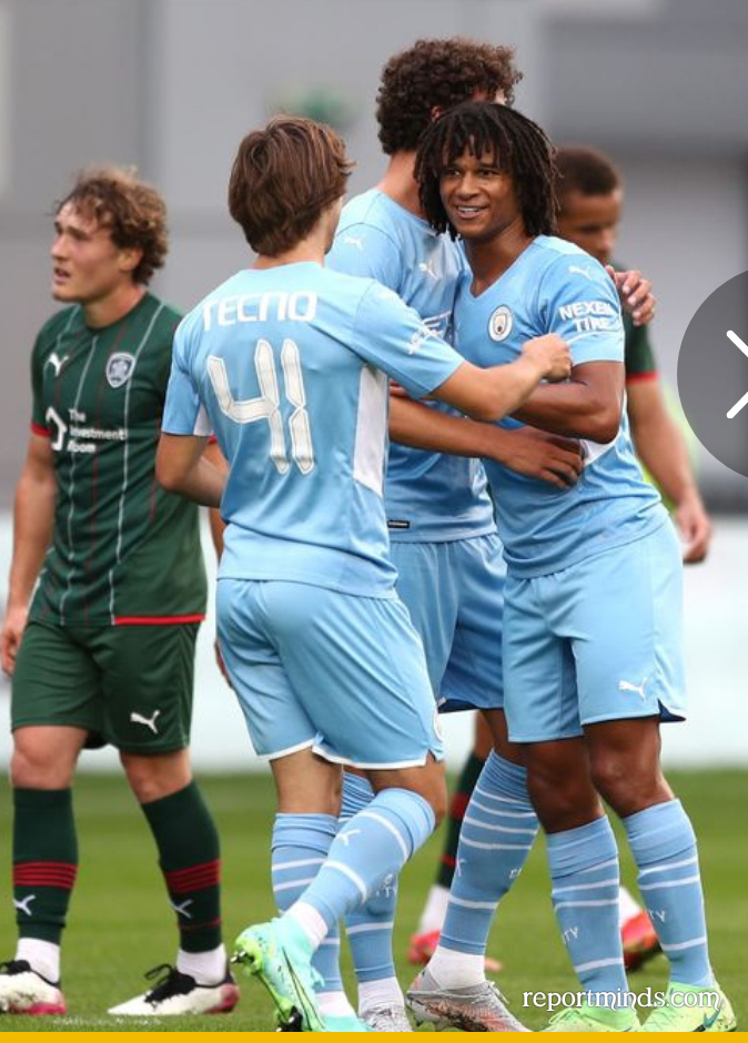 Friendly: Ake, Mahrez and Man City youngsters shine in their 4-0 thumping of Barnsley (Highlights) 2021-2022