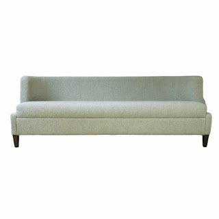 Modern Bench Loveseat