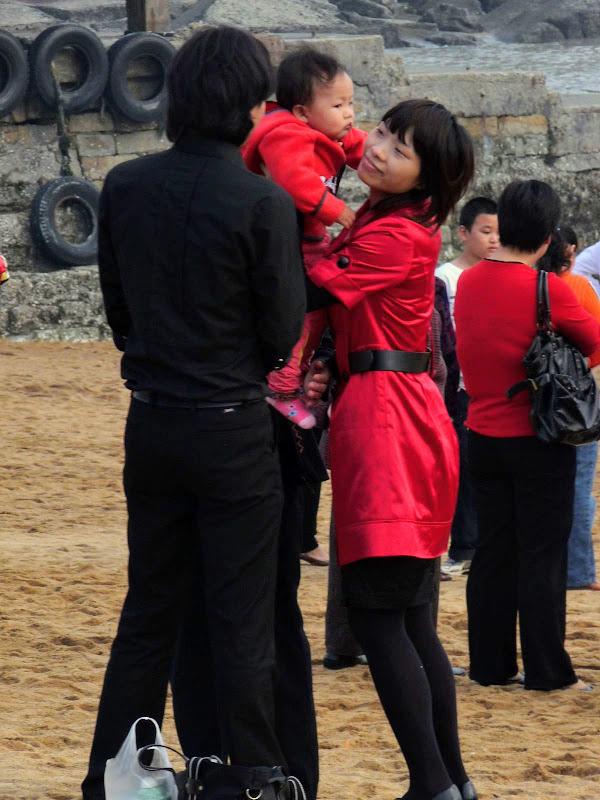 Gu Lang Yu .Le rouge et le noir