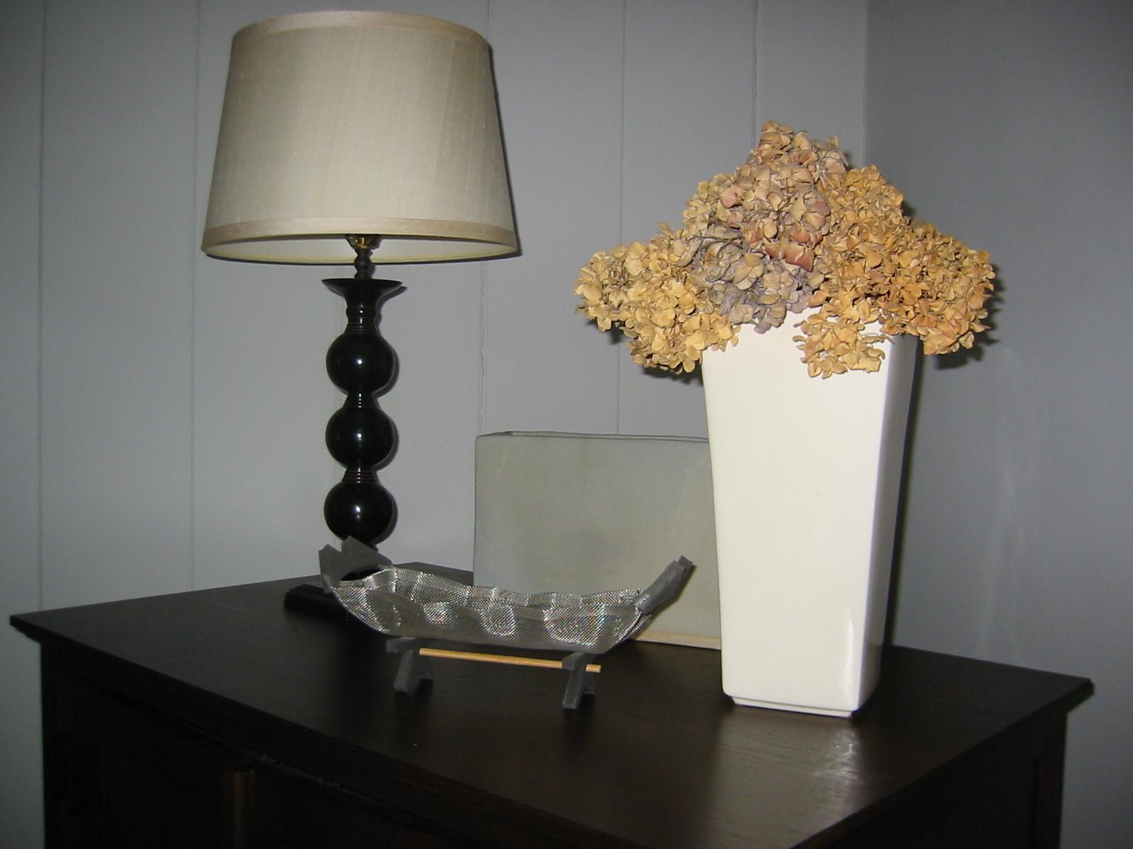 Inferior Decor Drum Lamp Shades Easy Update