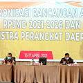 Pemkab Pakpak Bharat Susun RPJMD 2021-2026 Secara Digital
