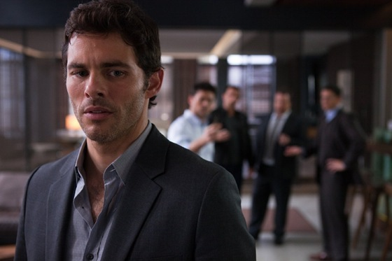 James Marsden in The Loft