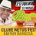 Brasilian Boys, Kit da Sofrência e Lucas Reis dia 21 de Julho em Netu's Fest em Ruy Barbosa.