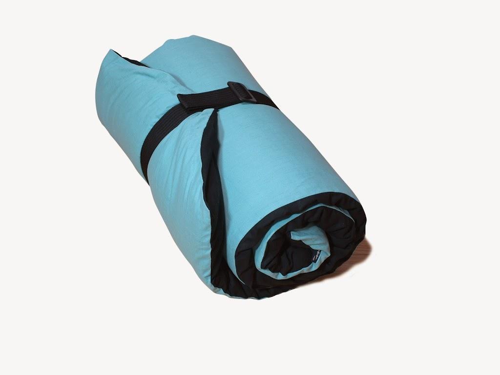 Gorone-Roll Folding Portable Futon