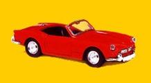 4539 TRIUMPH SPITFIRE MK1 1962