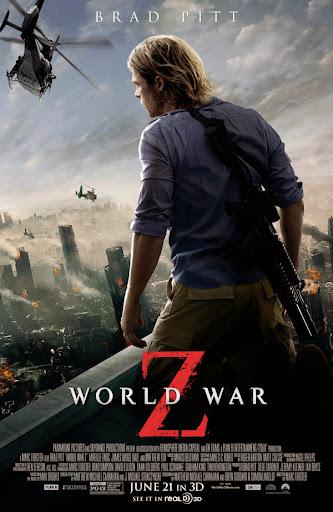 Παγκόσμιος Πόλεμος Ζ World War Z Poster