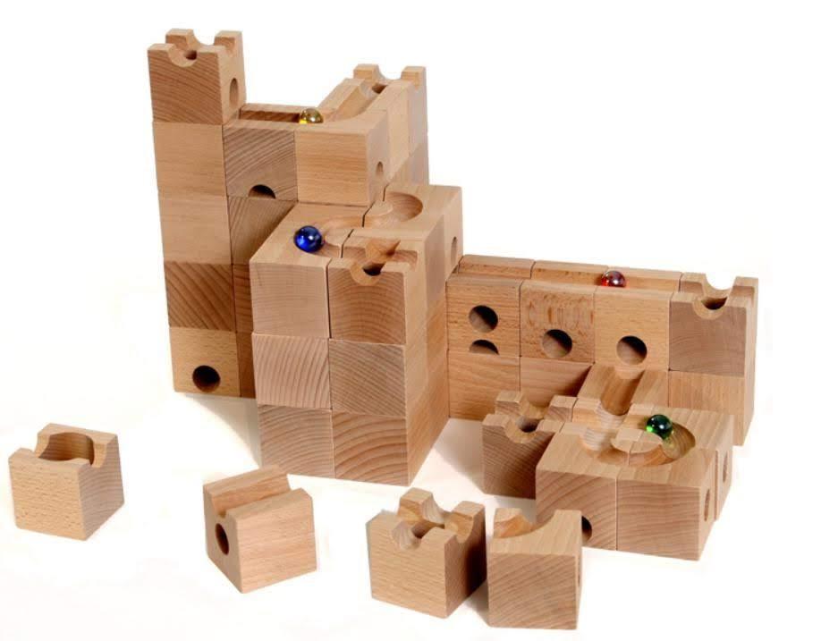 スウェーデンの7万円の知育玩具(すべらない話でノブが紹介)はキュボロ(cuboro) 藤井壮太も使っていた