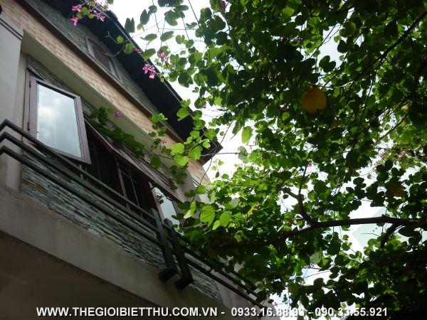 Bán biệt thự Thanh Đa Bình Thạnh, 230 m2 giá 6. 5 tỷ