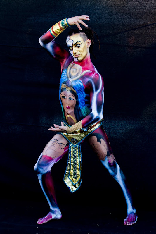IMG_5106 Color Sea Festival Bodypainting 2018
