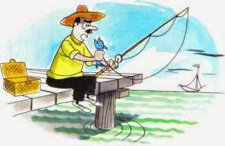 El pescador y el pececillo
