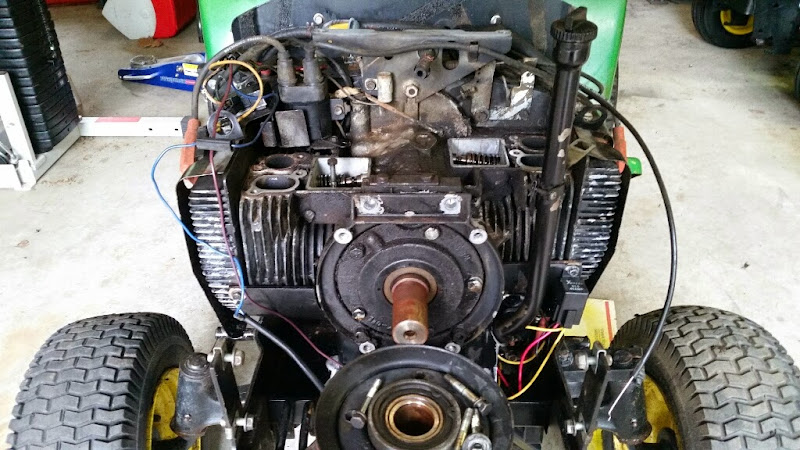 john deere x485 wiring diagram 1987 316 p218g surging and needs choke mytractorforum  1987 316 p218g surging and needs choke mytractorforum