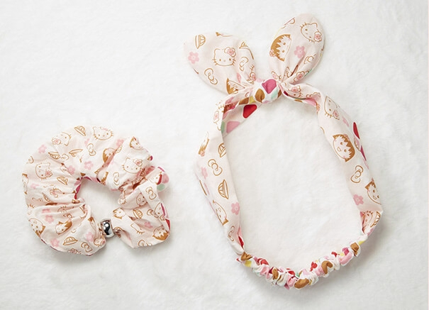 9 【超商集點】7-11 櫻桃小丸子 x Hello Kitty 春日時尚集點送(聯名串飾、3D鑰匙圈、髮帶髮圈、速開遮陽棚、折疊大休閒椅、隨身化妝鏡、蜜粉刷、蝴蝶結手鍊)這檔威力太強大,肯定爆賣!