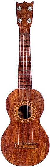 Cunha Musica Hawaiian Soprano Ukulele