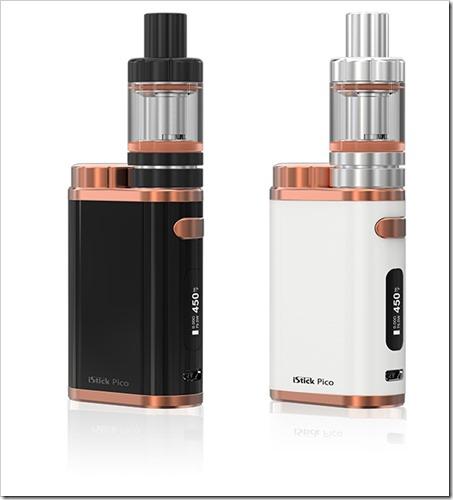 iStick Pico Kit 20 thumb%25255B2%25255D - 【新製品】Eleaf iStick Picoに新カラー「ジェットブラックブロンズ」「ホワイトブロンズ」登場!