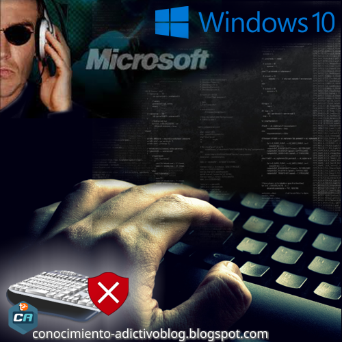 Desactivar el Keylogger de Windows 10