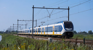 Dutch trains now powered by renewable energy